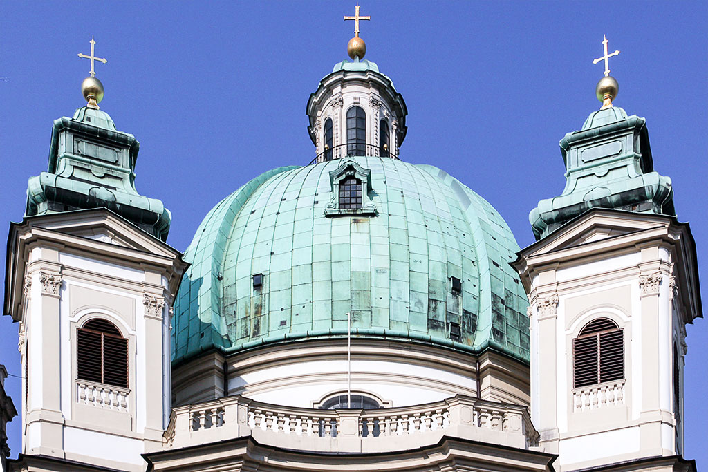 Peterskirche-Wien-Kirchen-Top-10