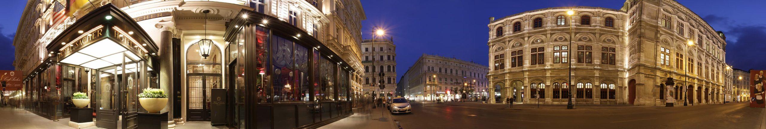 Wien Panorama Staatsoper