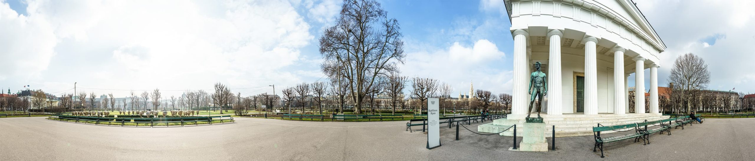 Wien Panorama Volksgarten 13 Wienkulturinfo