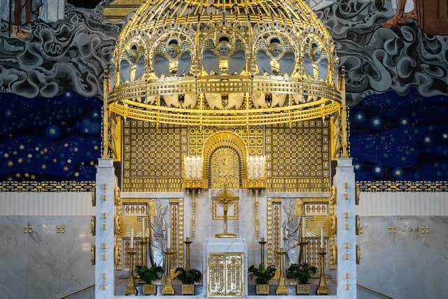 altar-otto-wagner-kirche