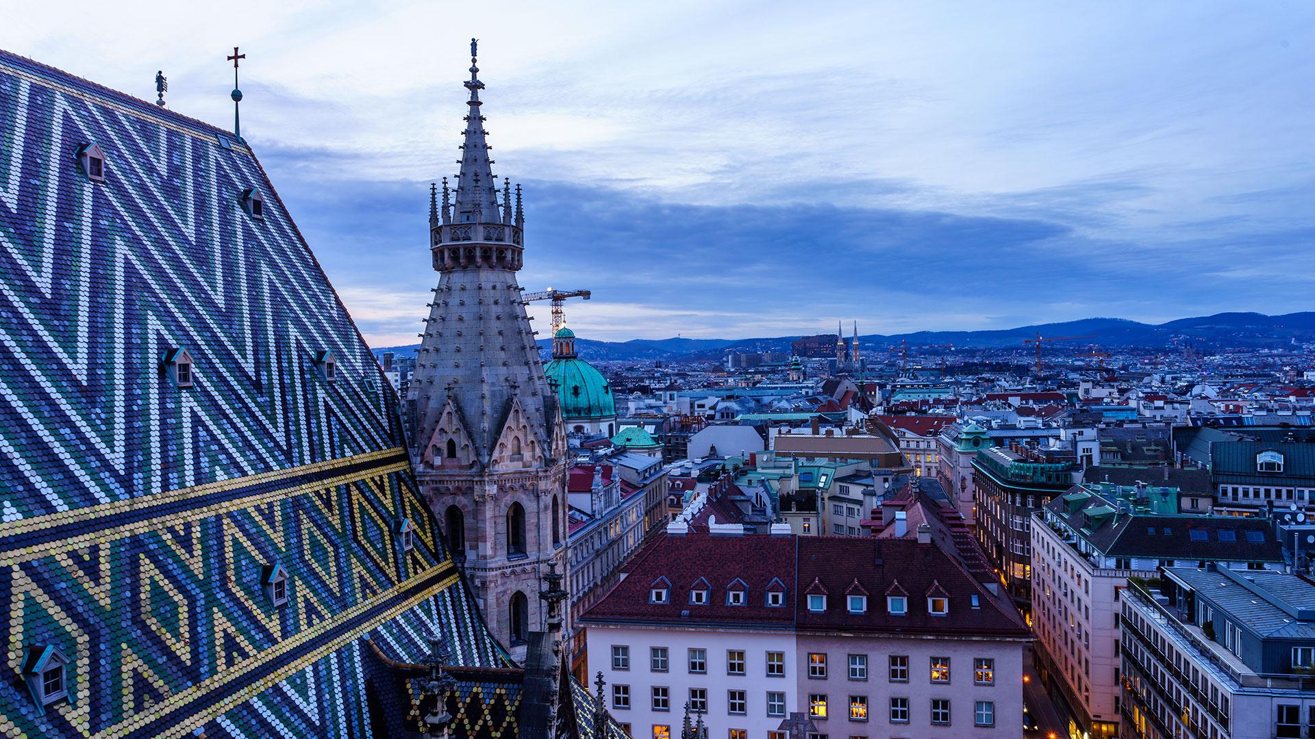 Kirchen Wien