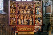 Stephansdom, Wr. Neustädter Altar