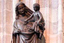 Stephansdom, Dienstbotenmadonna