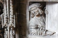 Stephansdom, Dombaumeister Pilgram