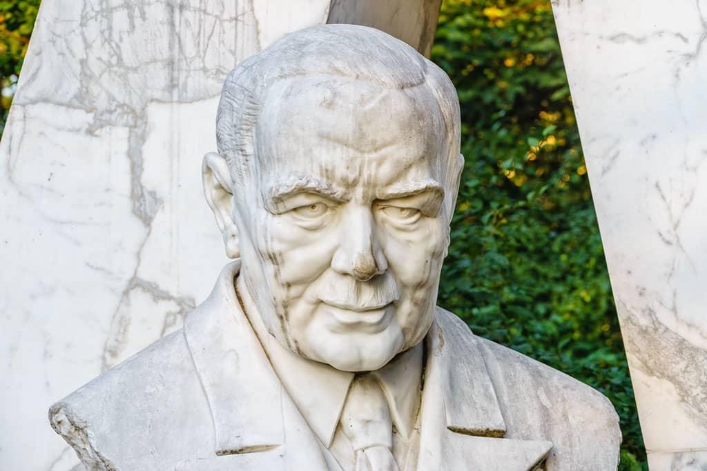 Franz Lehar Denkmal