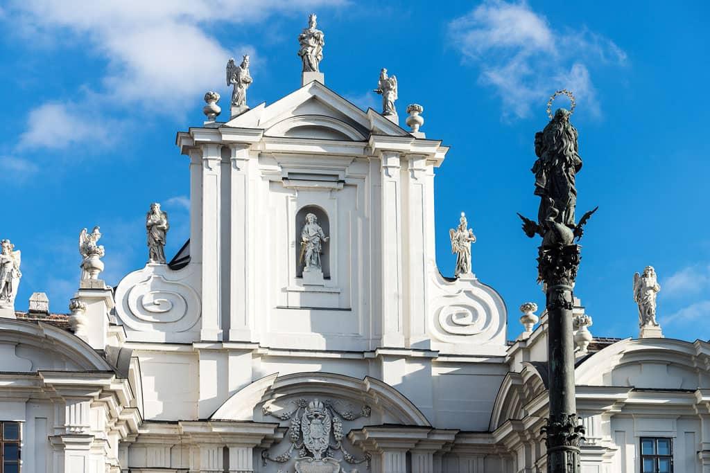 Kirche zu den neun Chören der Engel