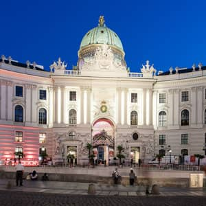 Hofburg Michaelertrakt