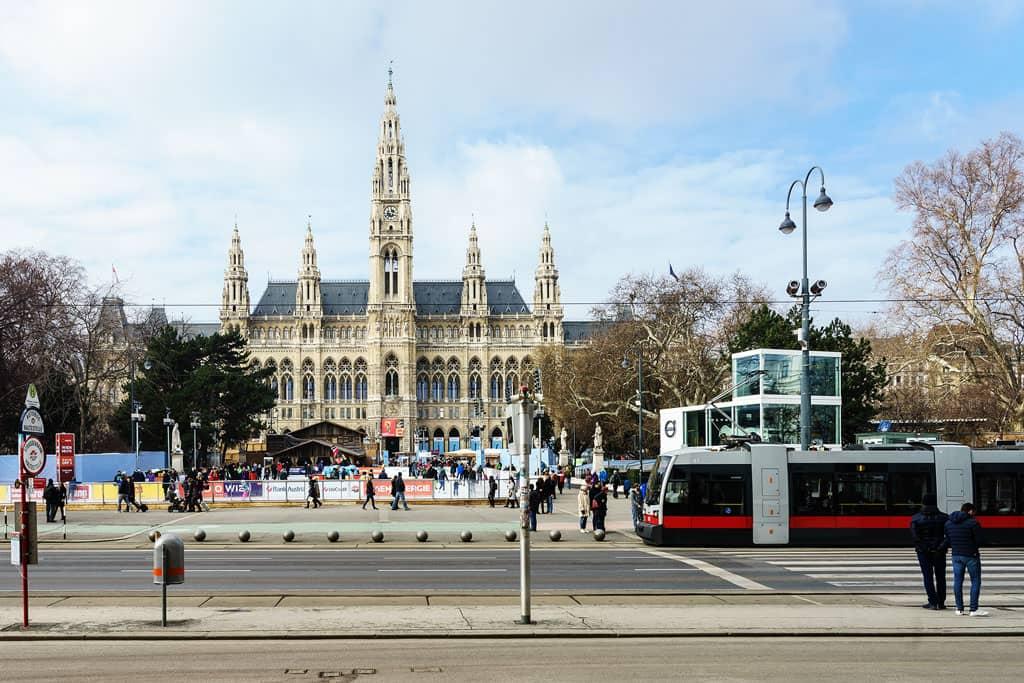 Wiener Rathaus