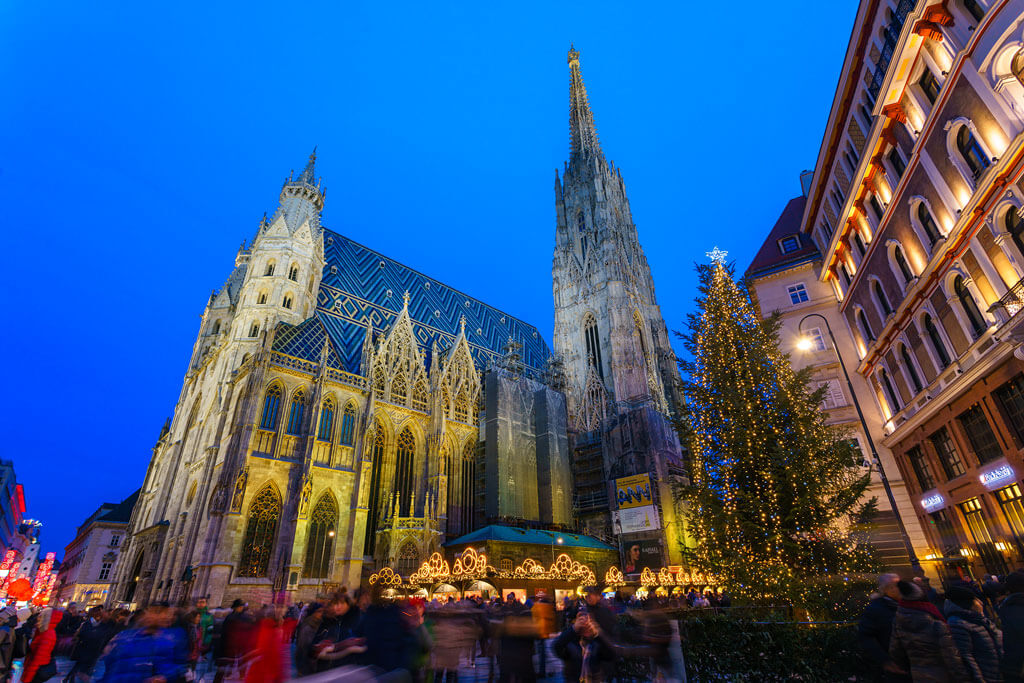 Wien Top 10 Stephansdom