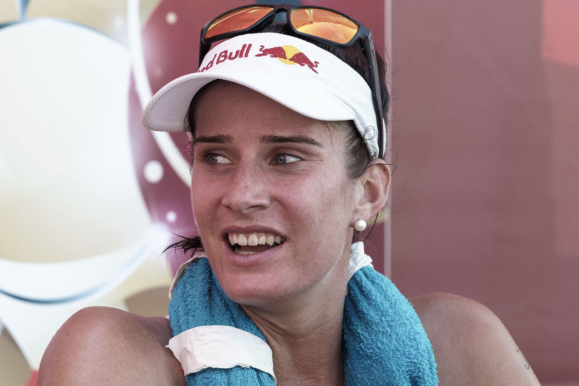 Beachvolleyball WM Joana Heidrich