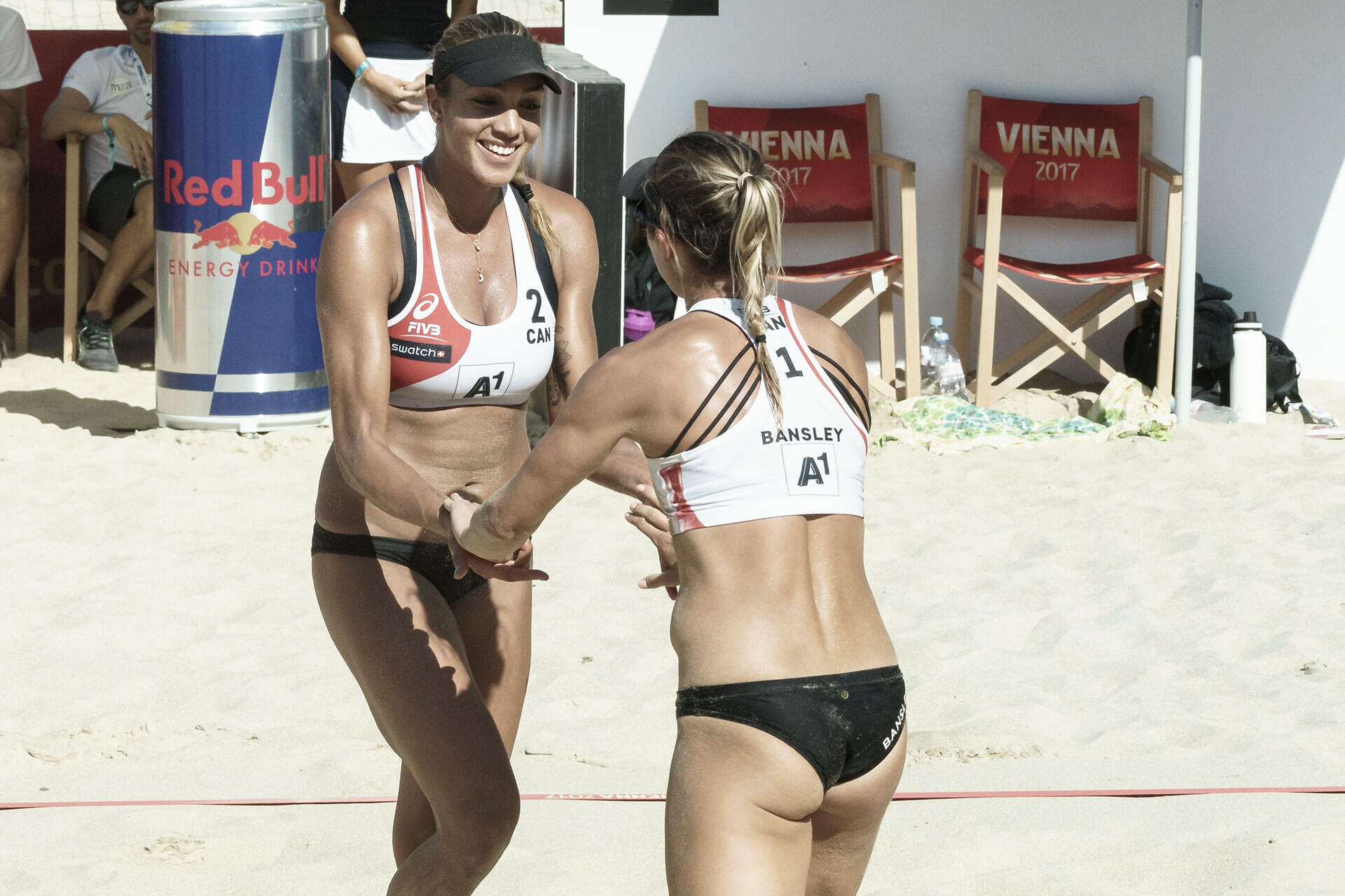 Beachvolleyball WM Heather Bansley