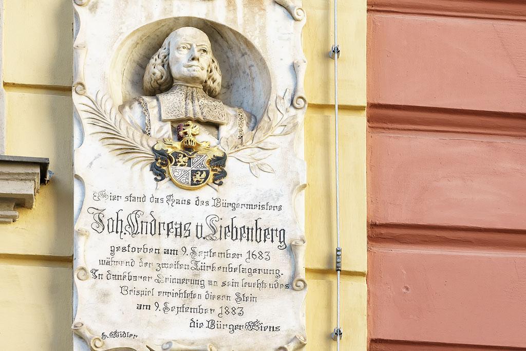 Liebenberg Gedenktafel