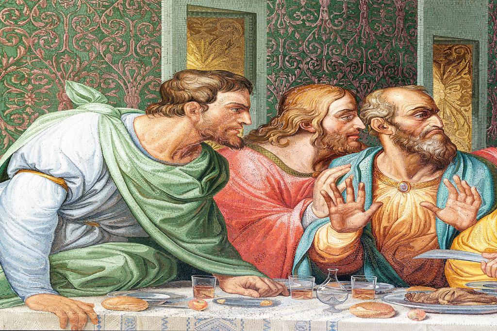 Das letzte Abendmahl