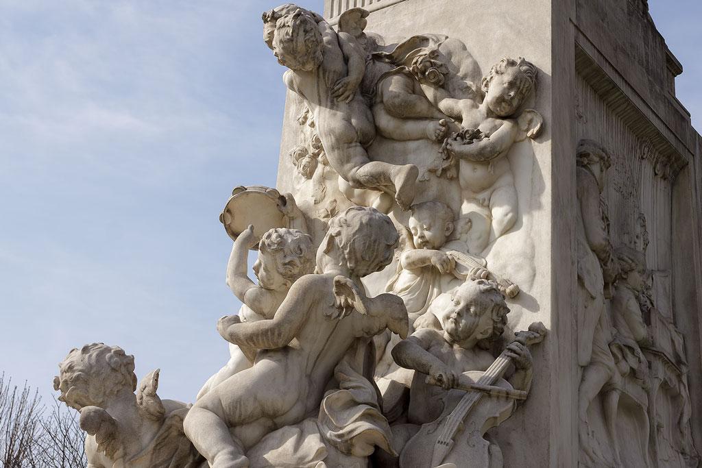 Mozart Denkmal