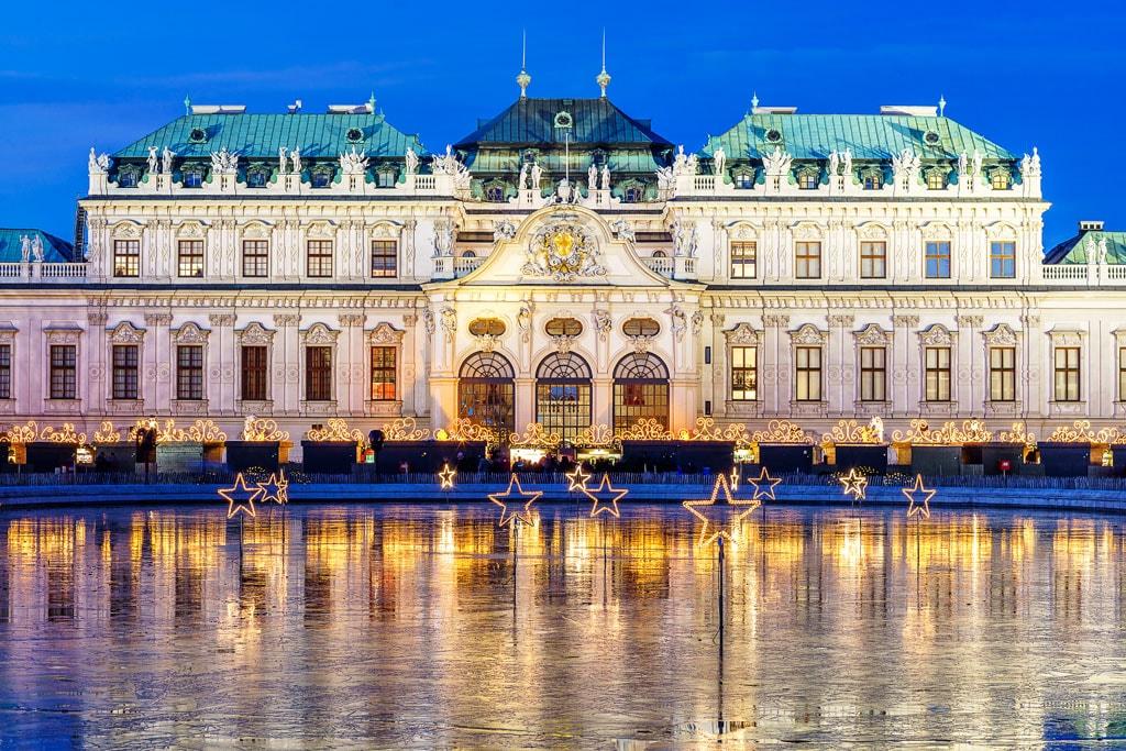Wien Top 10 Belvedere