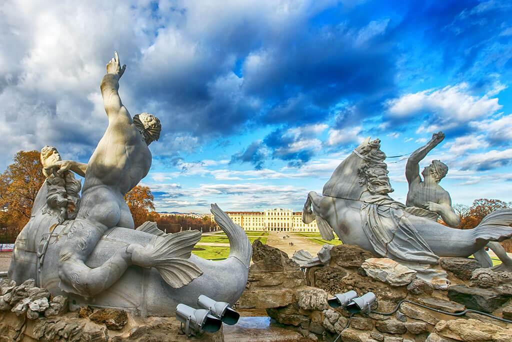 Wien Top 10 Schönbrunn