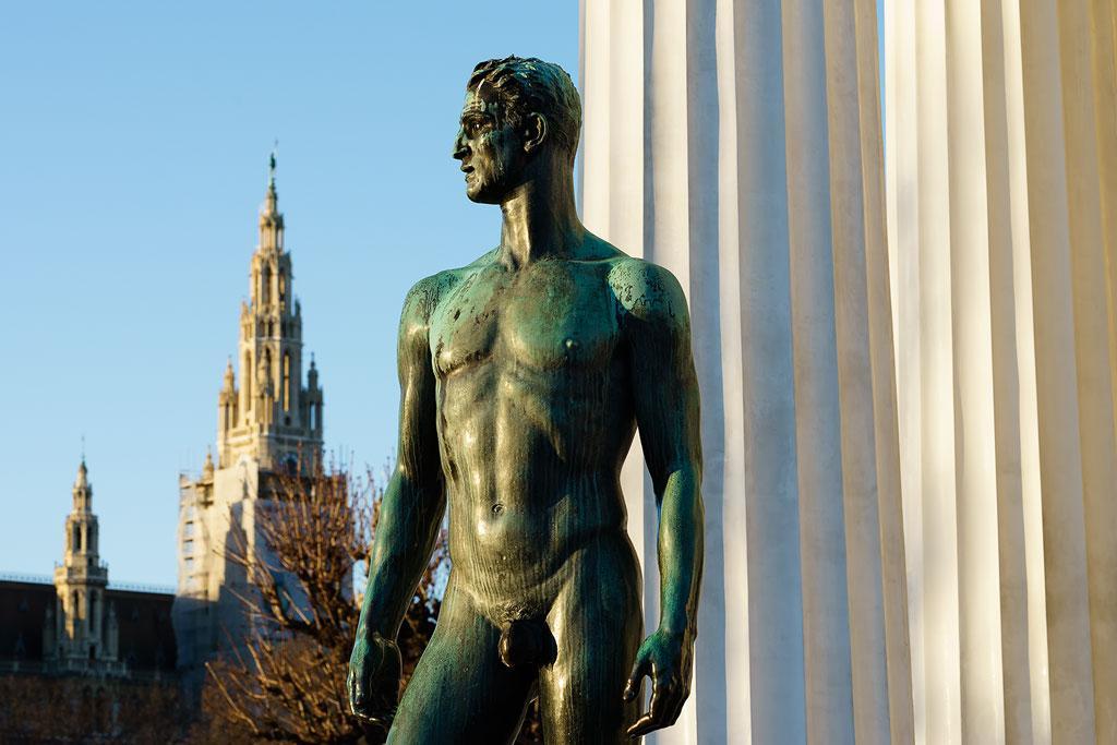 Denkmal der Jugend